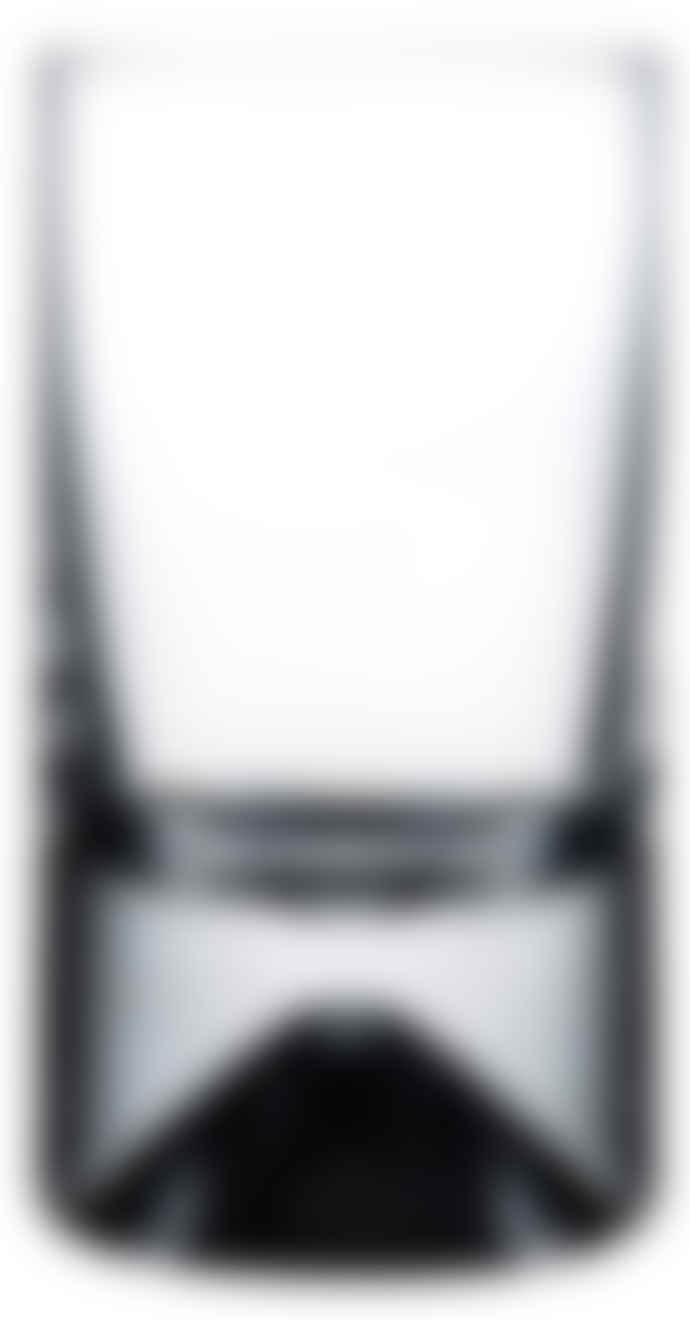 Nude Glass Set of 4 Lead Free Crystal No.9 Low Ball Tumblers