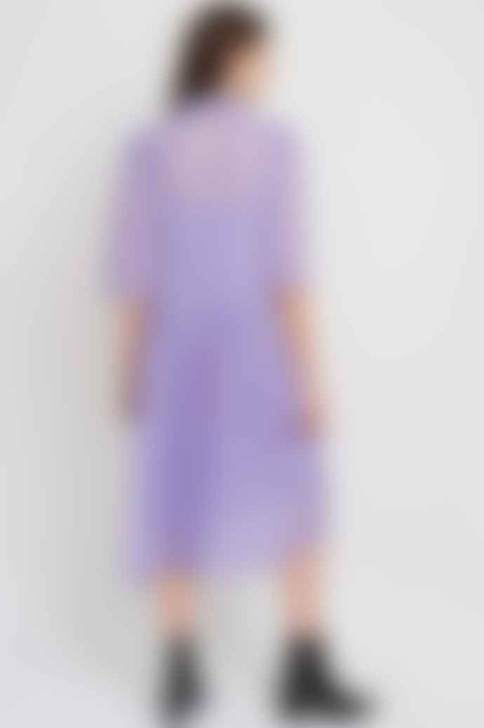 Stella Nova Sussie Dress In Purple