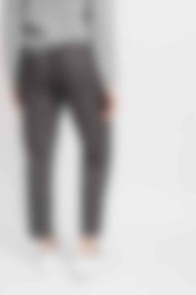 Stella Nova Nico Pant In Grey And Camel Check