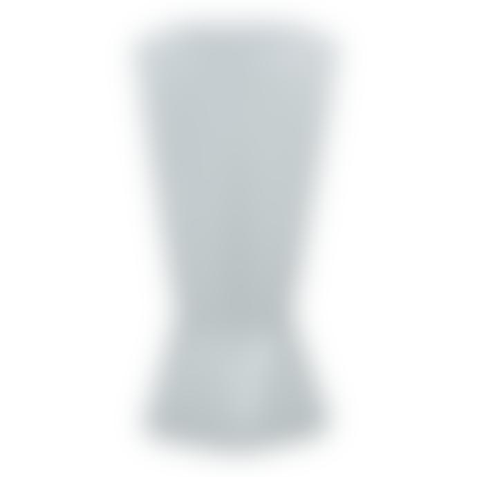 PTMD PTMD White Glass Pentagon Vase