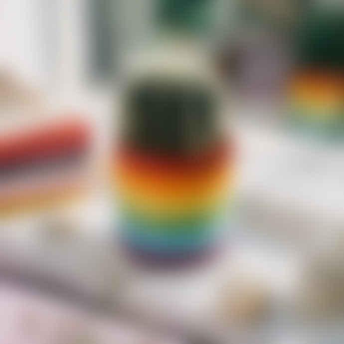DOIY Design Rainbow Plant Pot