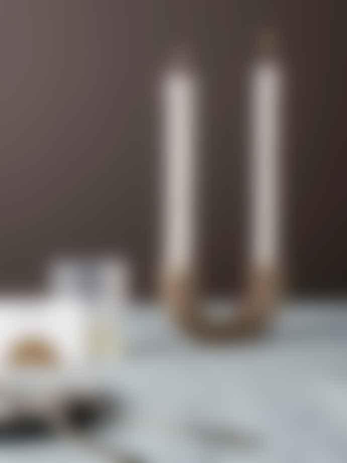 Ferm Living Brass Arch Candleholder