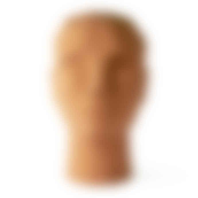 Mink Interiors Modern Sculpted Terracotta Head