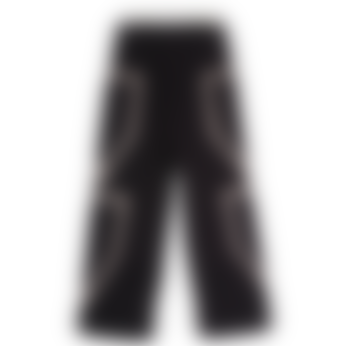 """starstyling """"House"""" Trouser Black Cotton"""