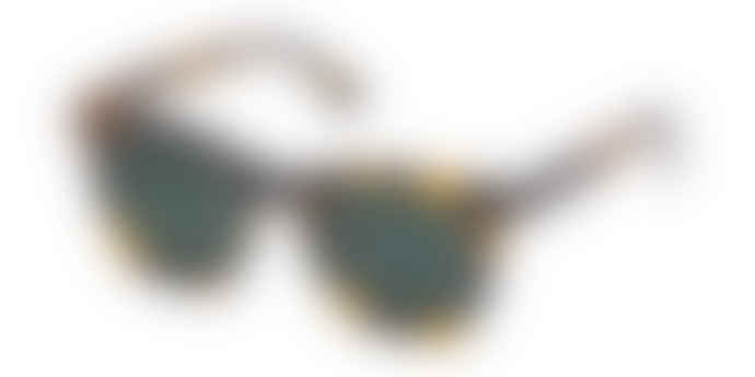 Fora Amber - Deep Tortoise Matte / Sunglasses
