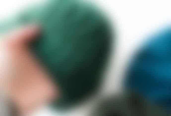 Maison Mathuvu Gabriel plain headband