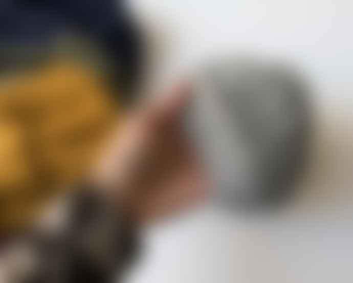Maison Mathuvu Gabriel headband mottled