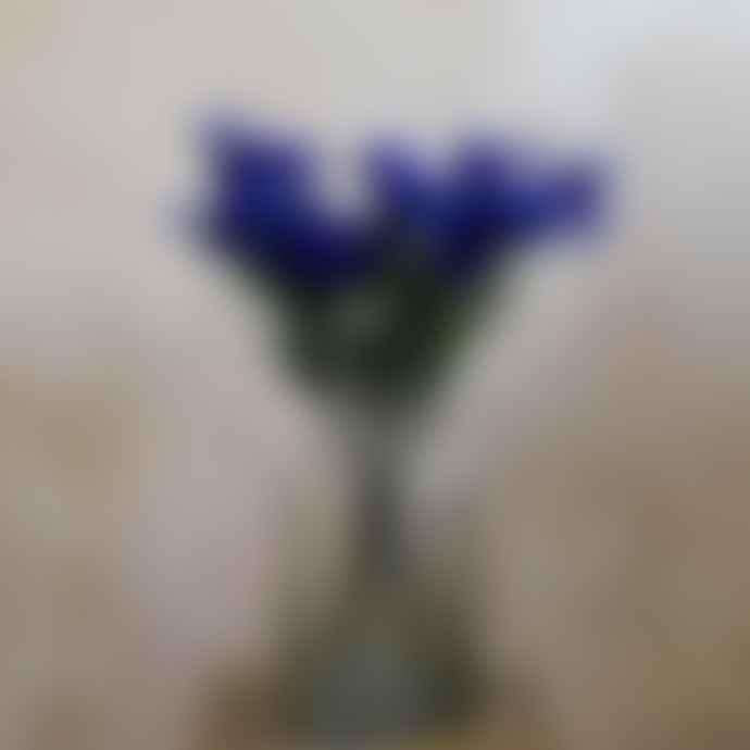 Gisela Graham Blue Cornflower Spray, 64cm