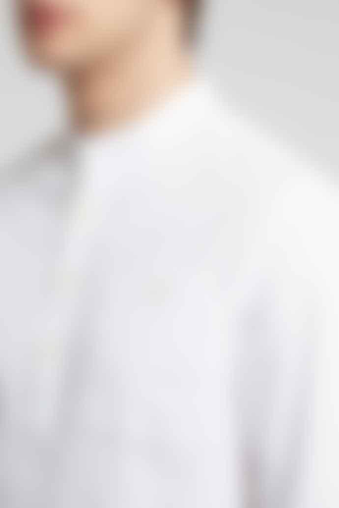 Hymn Firsherking White Cotton Shirt