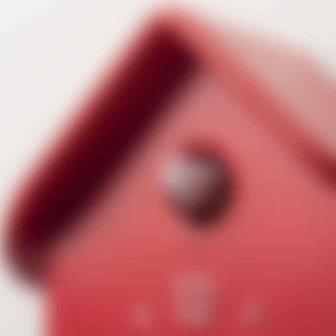 Guzzini Red QQ Cuckoo Clock