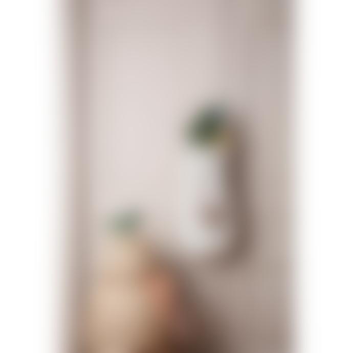 Ferm Living Braided Rattan Pear Storage