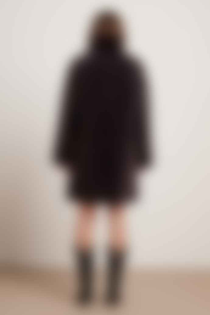 Velvet by Graham and Spencer Velvet By Graham Spencer Mina Exhaust Lux Fur Reversible Coat