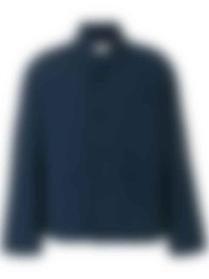 YMC Padded Jacket Blue