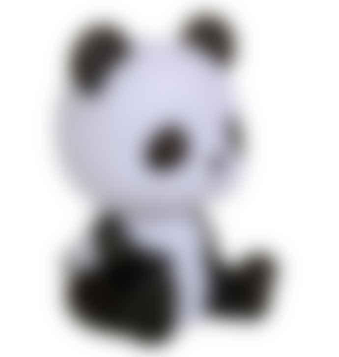 A Little Lovely Company Black and White PVC Panda Night Light