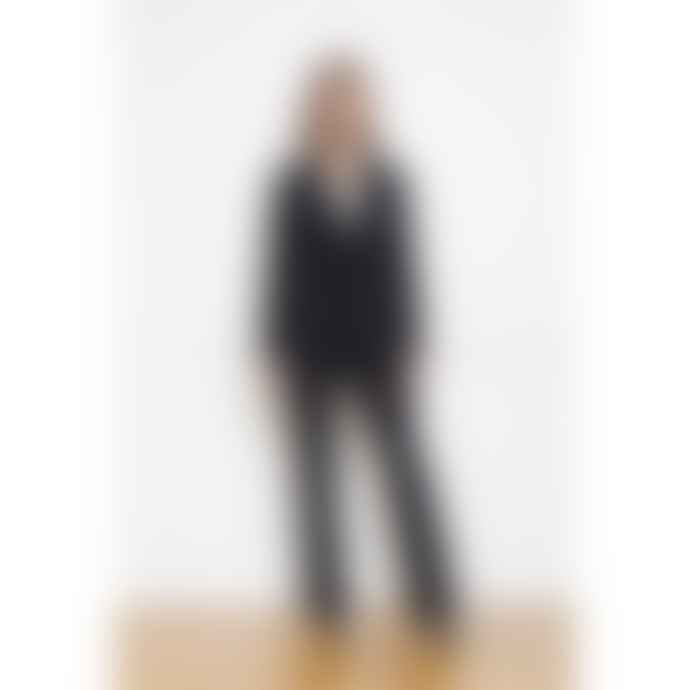 MKT Studio Black Vanelle Tuxedo Jacket