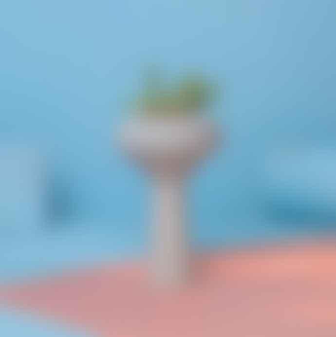 Tiipoi Concrete Water Tower 1 Mini Planter