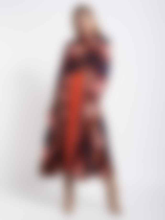 Beatrice B Pleated Dress