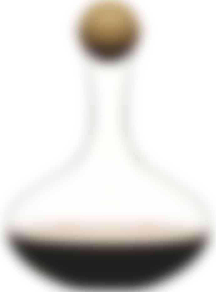 Sagaform Oak Wine Water Carafe