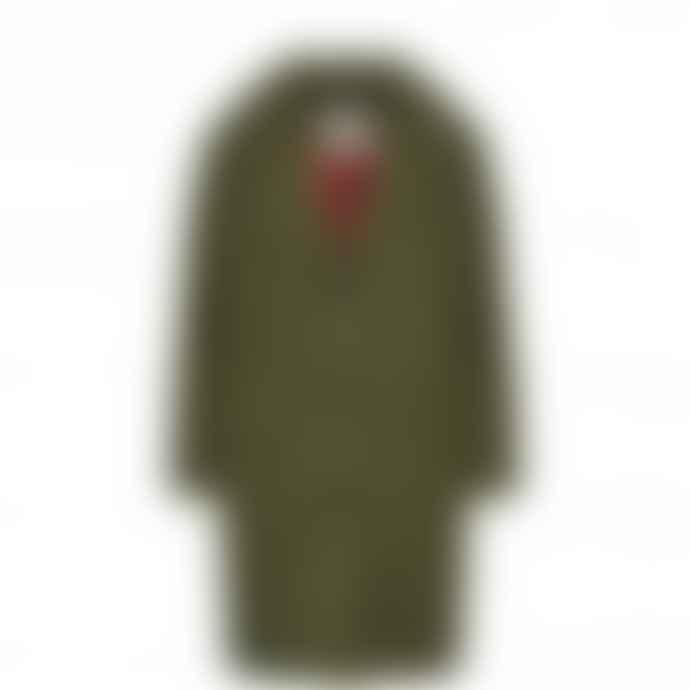Mos Mosh Wool Olivine Manny Coat