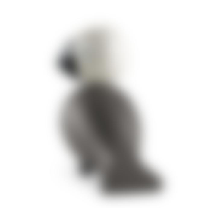 KAY BOJESEN DENMARK Grey Ernst Songbird Wooden Ornament