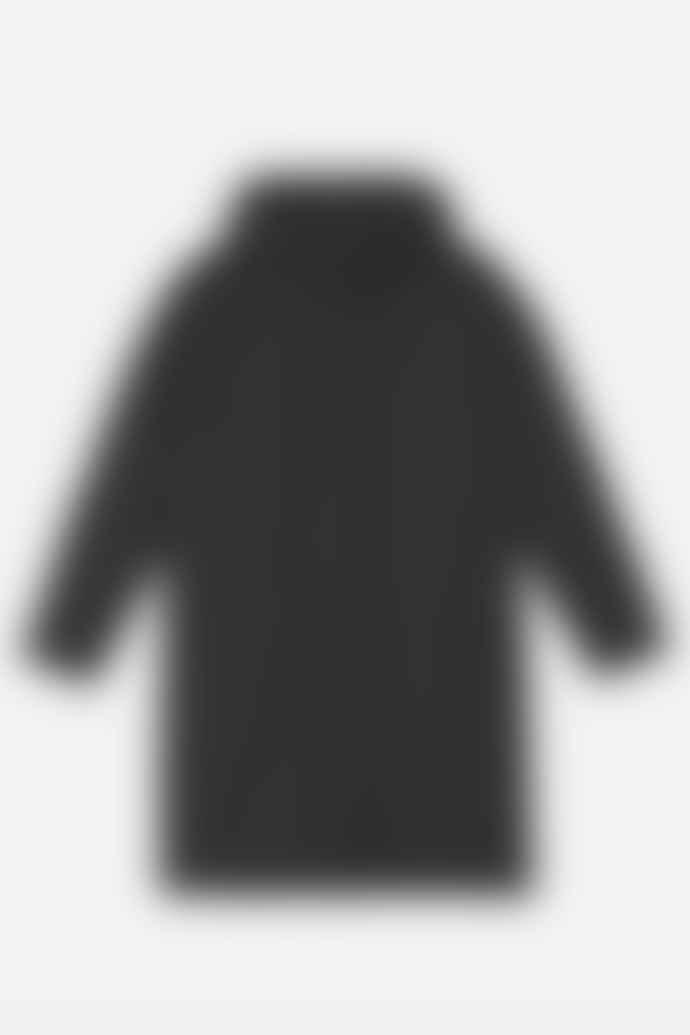 Hutspot Charcoal Womens Parka