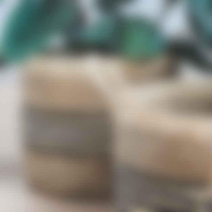 Large Seagrass Storage Basket