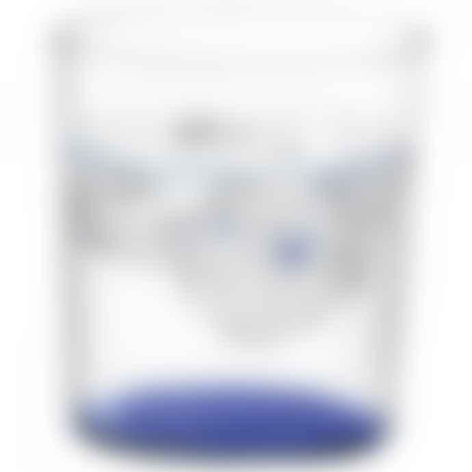 LSA International SET OF 4 - LSA GIO - Short Glass Tumbler Shades of Blue or Green