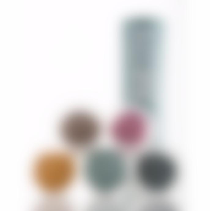 Ailefo Pack of 5 160g Organic Modeling Clay Plasticine Tube