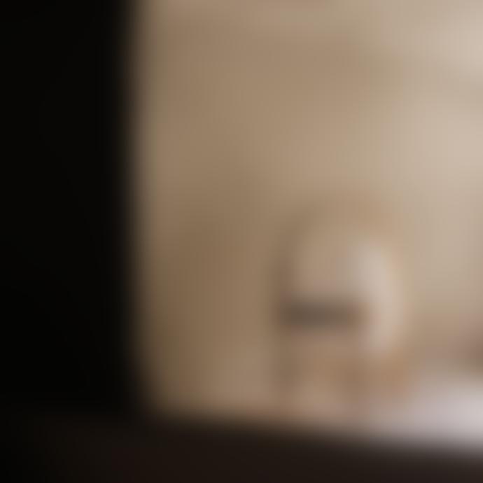 Santa & Cole White Opal Glass Cestita Lamp