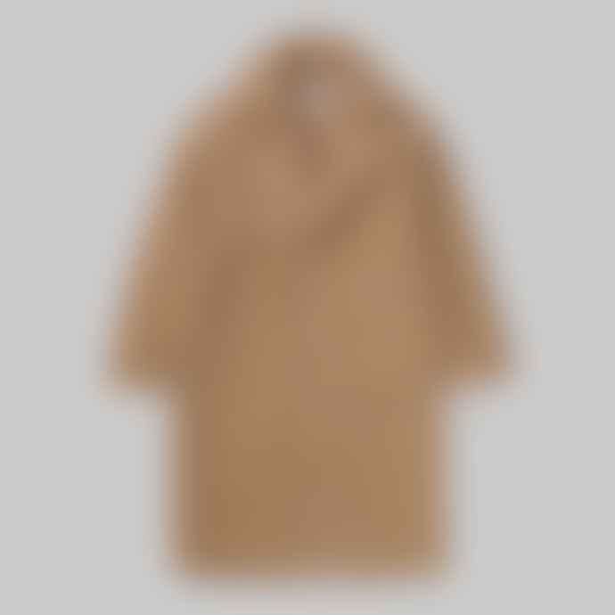 Carhartt Dusty Brown Polyester Pile Jaxon Coat