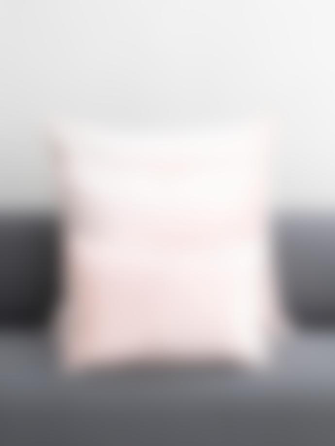 Chalk UK Chalk Uk Pale Pink Velvet cushion