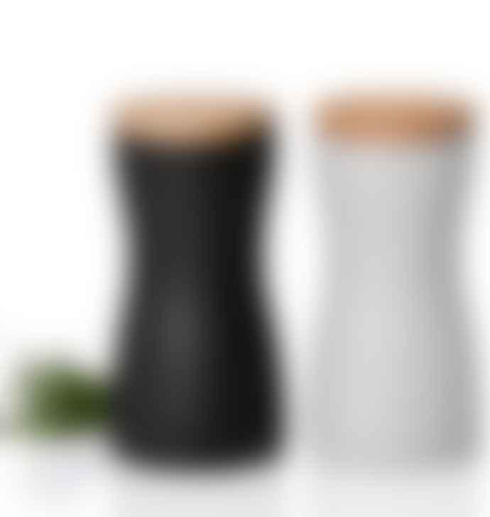 AdHoc TWIN Salt & Pepper Mill Set