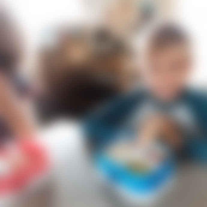 Mepal Rosti Mepal Kids Lunch Set Bottle Pop Up Animal Friends