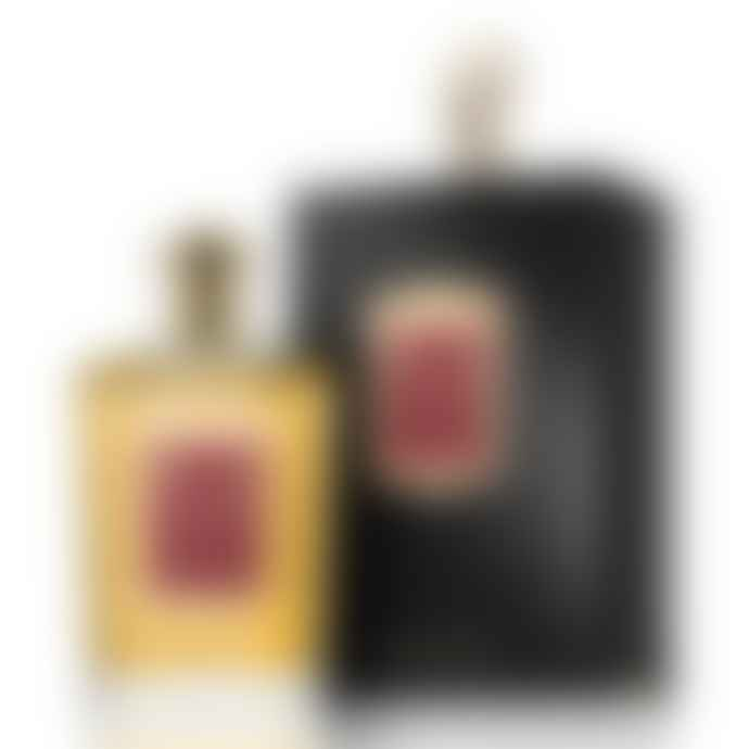 Floris London 100ml Leather Oud Perfume