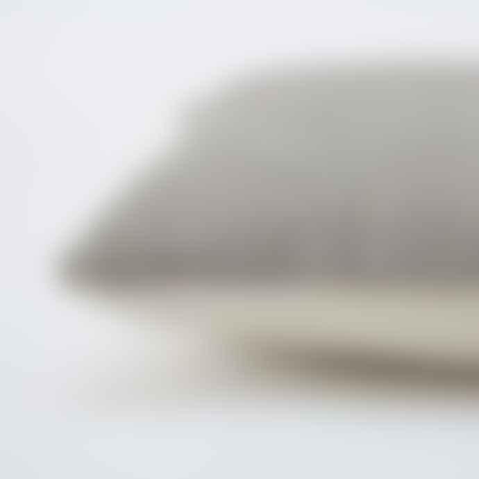 Weaver Green Diamond Cushion Monsoon