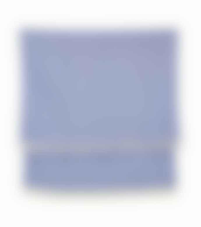 Weaver Green Diamond Blanket Colbalt