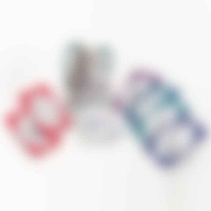 Les Jouets Libres Shifumi Rock Paper Scissors Card Game