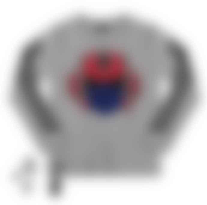 Yporque Grey Robot tshirt with sound