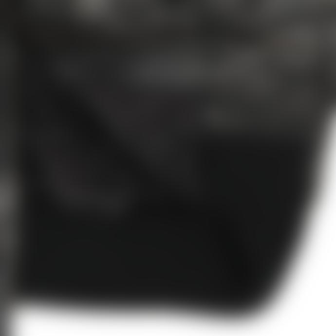 Alpha Industries Medium Black Leather Jacket