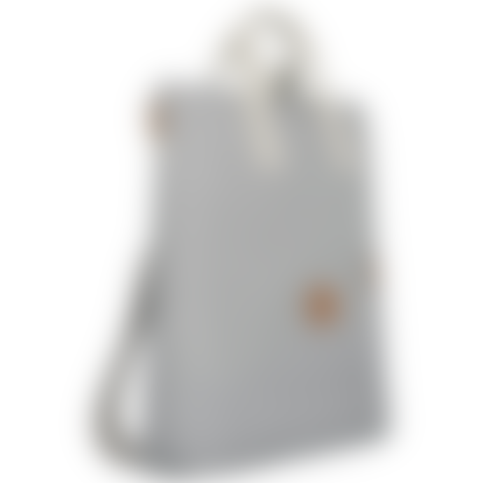 Johnny Urban Grey Cotton Canvas Sam Tote Backpack