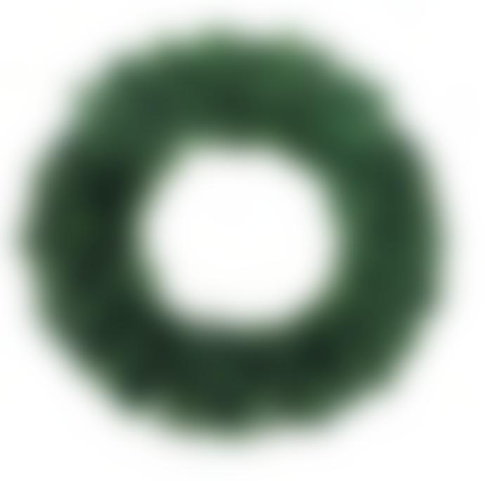 Festive 60cm Green Fir Wreath