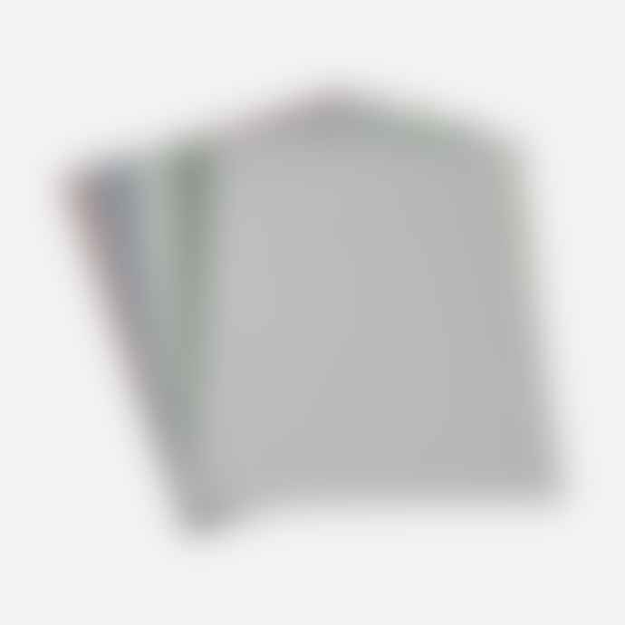 Monograph Pack of 5 A4 Polypropylene Report Cover