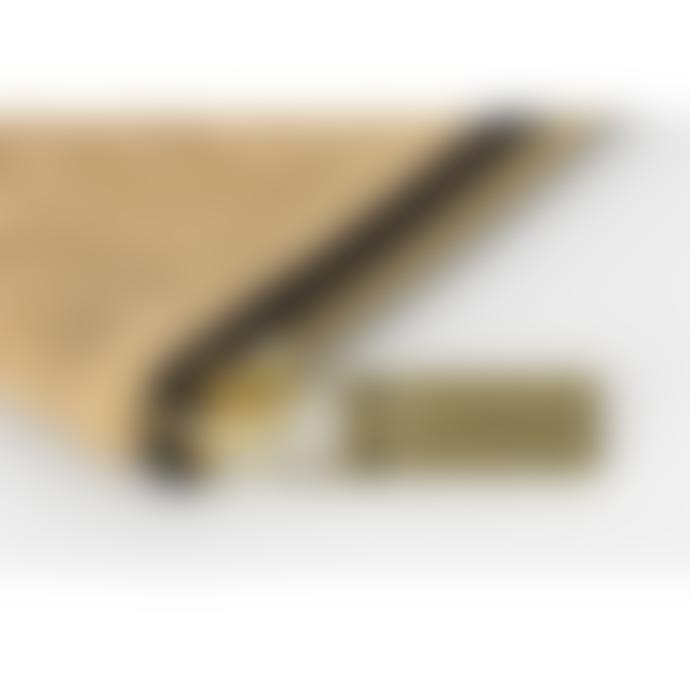 Midori Beige Paper Cord Pouch
