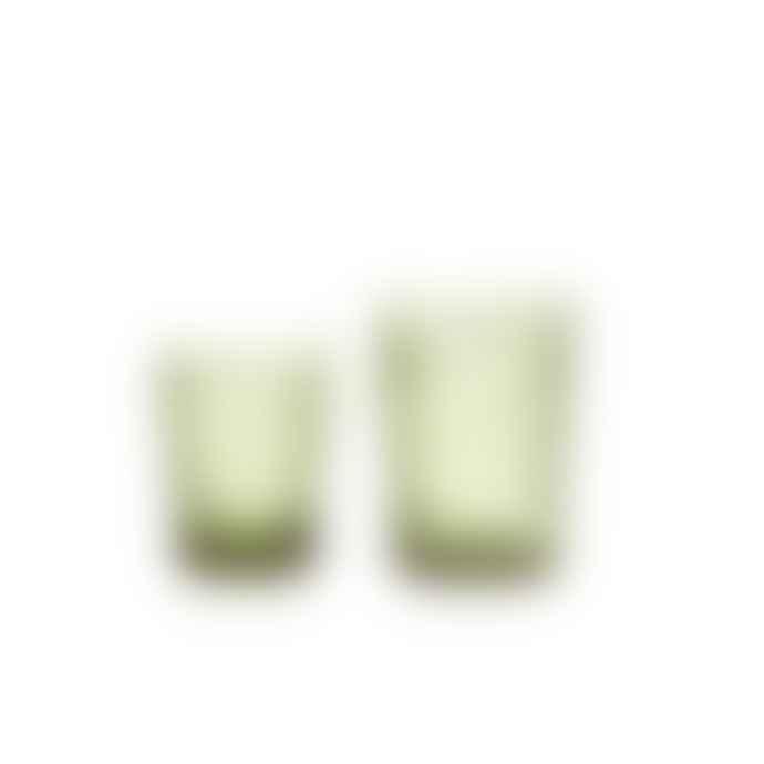 Van Verre Small Fleur De Lys Glass
