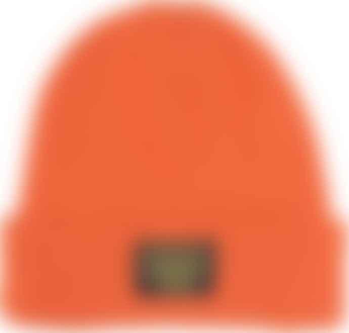 Nigel Cabourn X Element Hash Beanie Orange