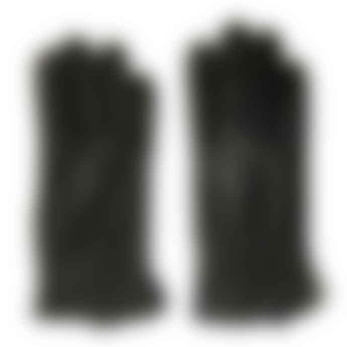 Townsfolk Leather Gloves Black