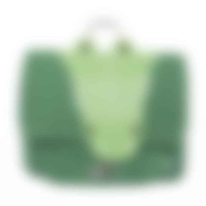 Trixie 31 × 23cm Mr Crocodile Cotton Bookbag
