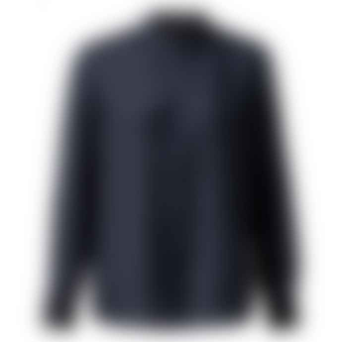 Yaya Silk shirt with dots print