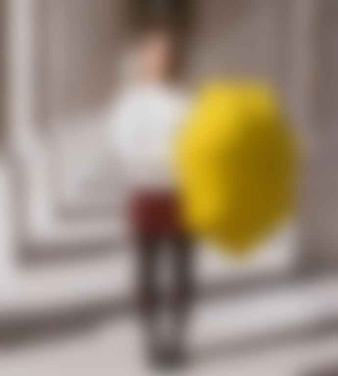 Anatole Umbrella - Mustard yellow