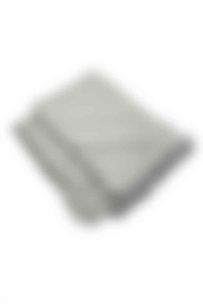 Miss Shorthair Grey Winter Pom Pom Scarf